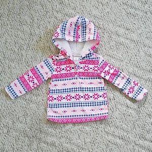 Cozy Sweatshirt with Hood